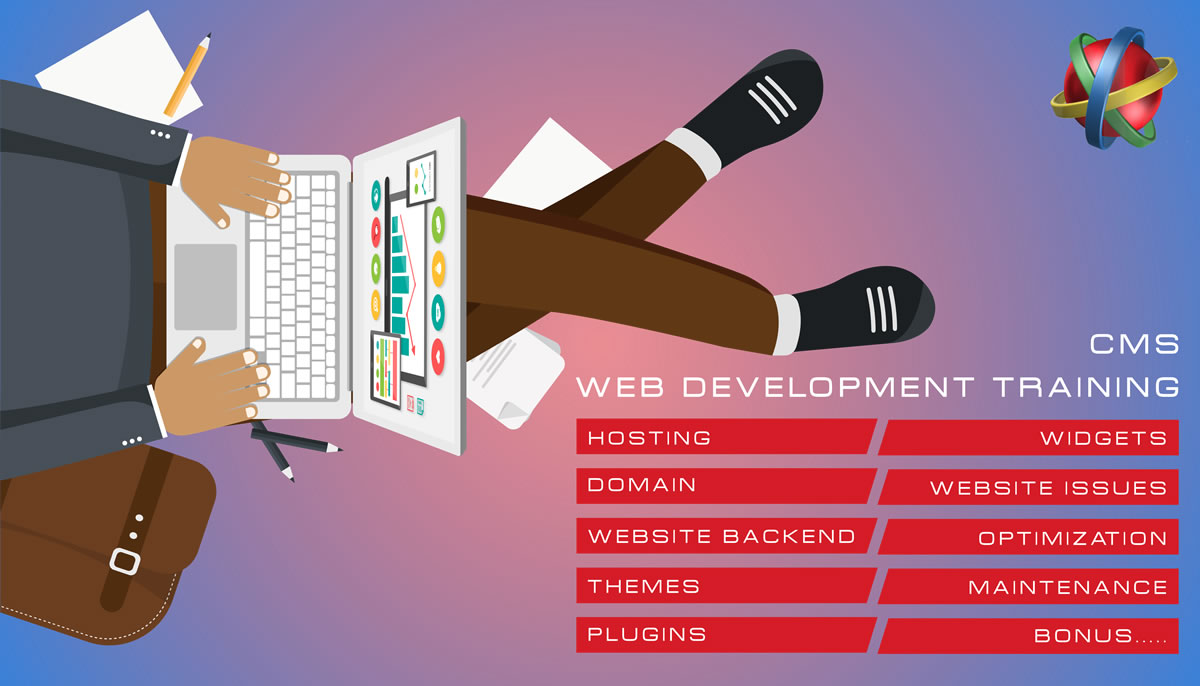 website development training